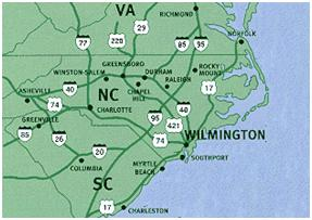 Quick Links About Wilmington Directions And Travel
