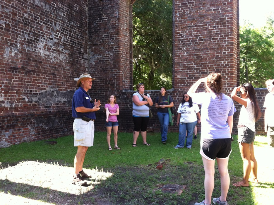 Public Archaeology in the Cape Fear region