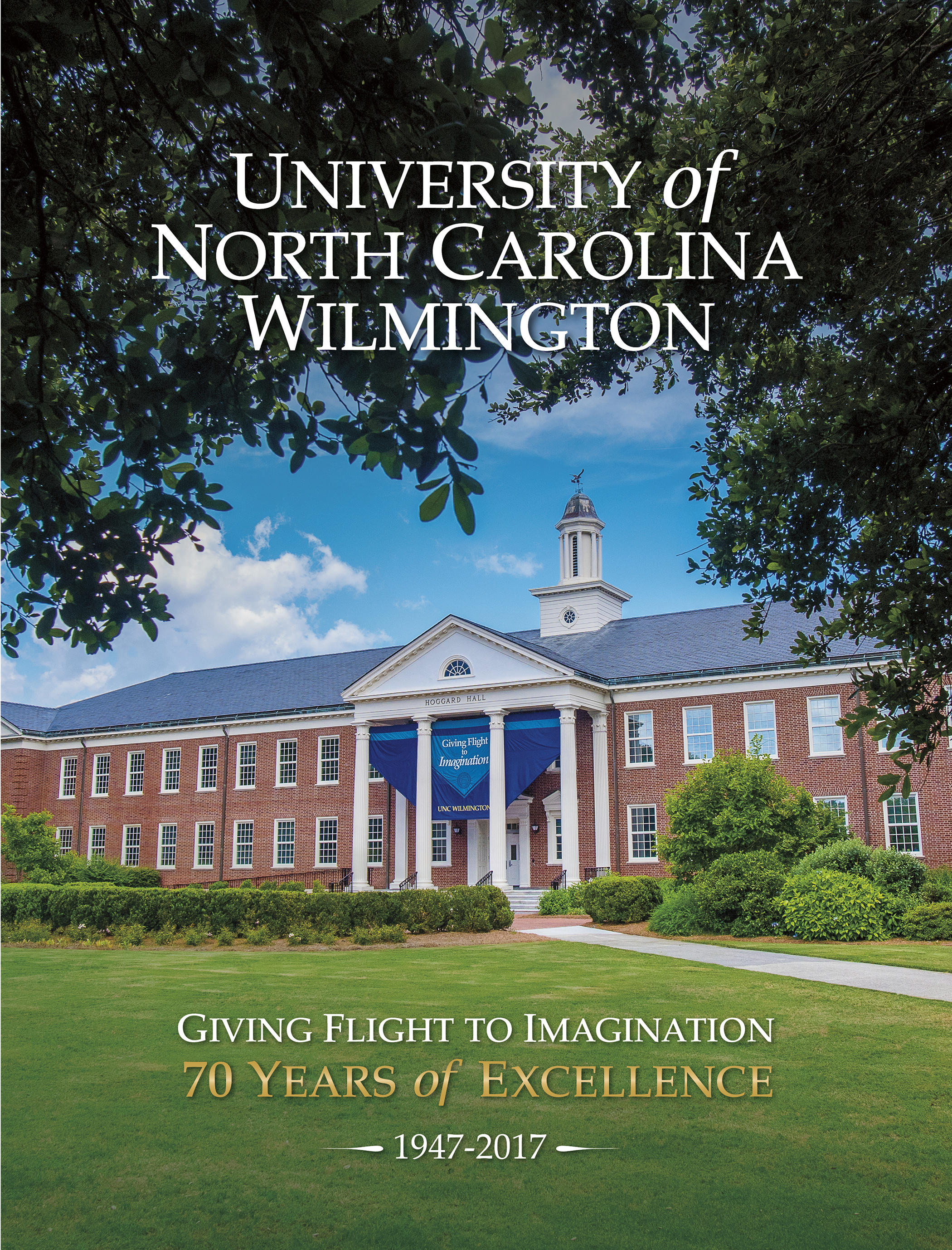 Bookstore auxiliary services business affairs uncw 70th anniversary book cover fandeluxe Images