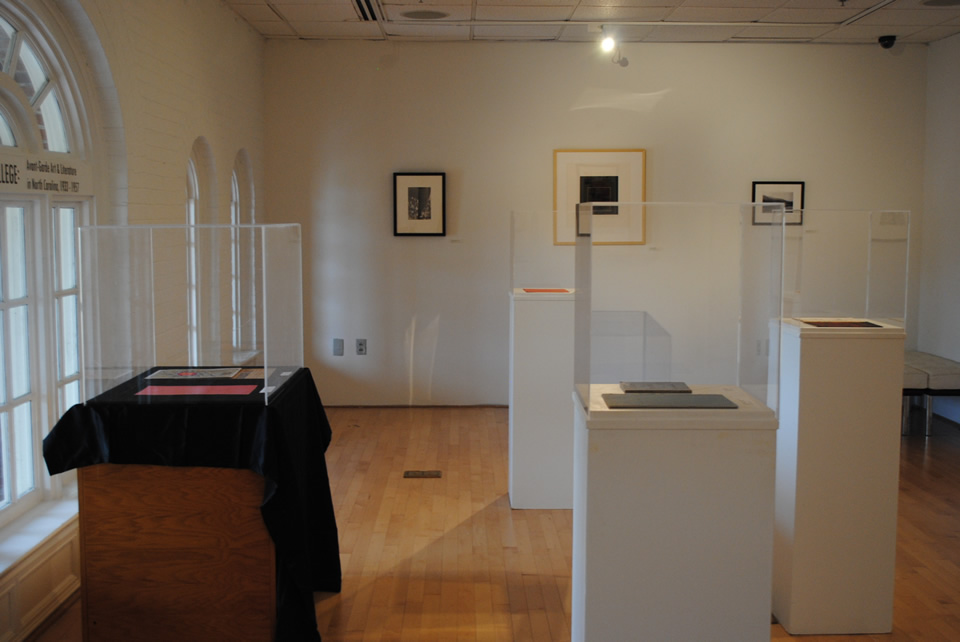 Black Mountain College Exhibit 2015
