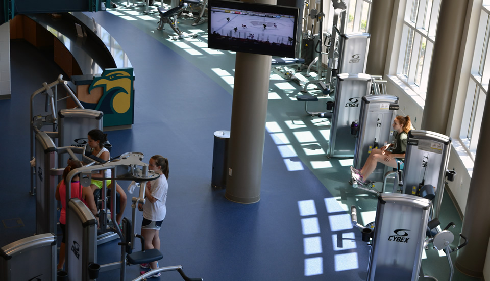 Fitness Center Fitness Campus Recreation Uncw