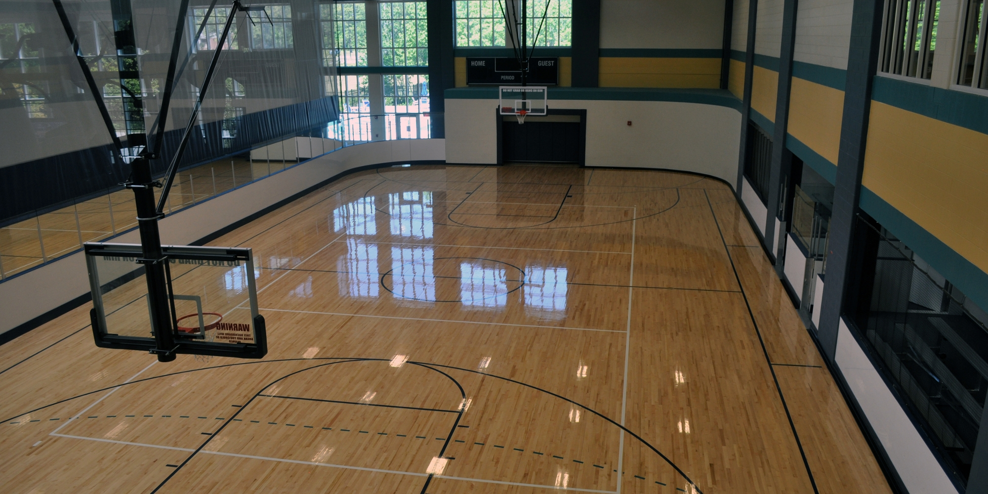 Facilities campus recreation uncw for How much is an indoor basketball court