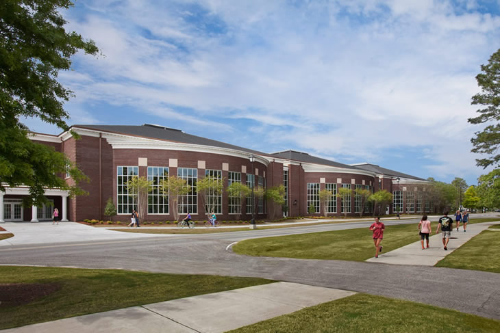 Image result for student recreation center uncw