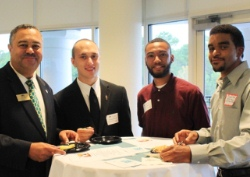 multicultural networking event