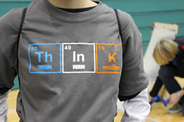 """Th-In-K"" NCSO Team T-shirt"