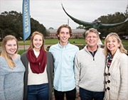 A UNCW Legacy: The Combs Family