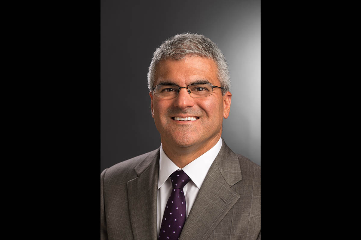 Photo of James Winebrake, new UNCW provost and vice chancellor for academic affairs.