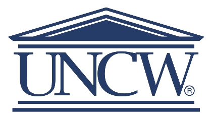 UNCW Navy House Logo