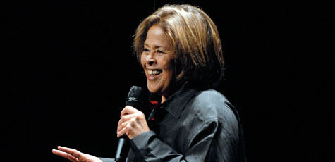 Ann Deavere Smith, 2011 Synergy Keynote Speaker