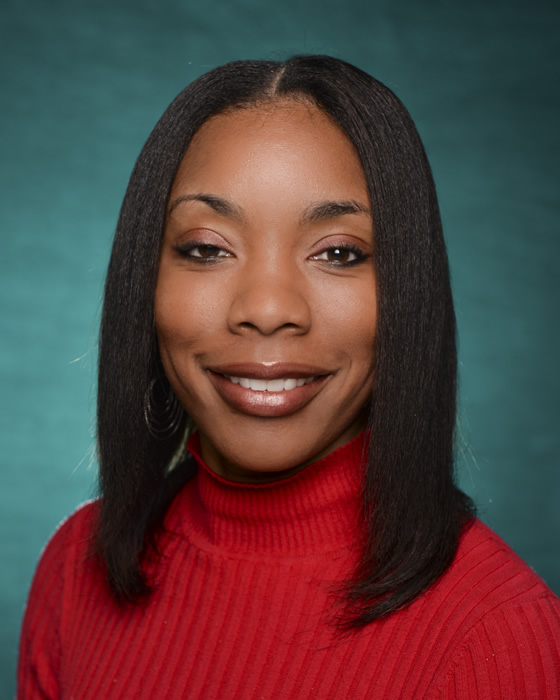 Dr. Alicia Brown, Post Doc Fellow