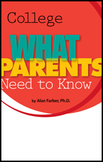 Book Cover, What Parents Need to Know
