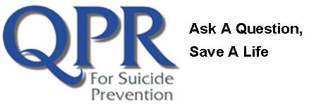 qpr suicide prevention logo