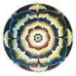 Mandala symbol to illustrate harmony, focus and inner peace