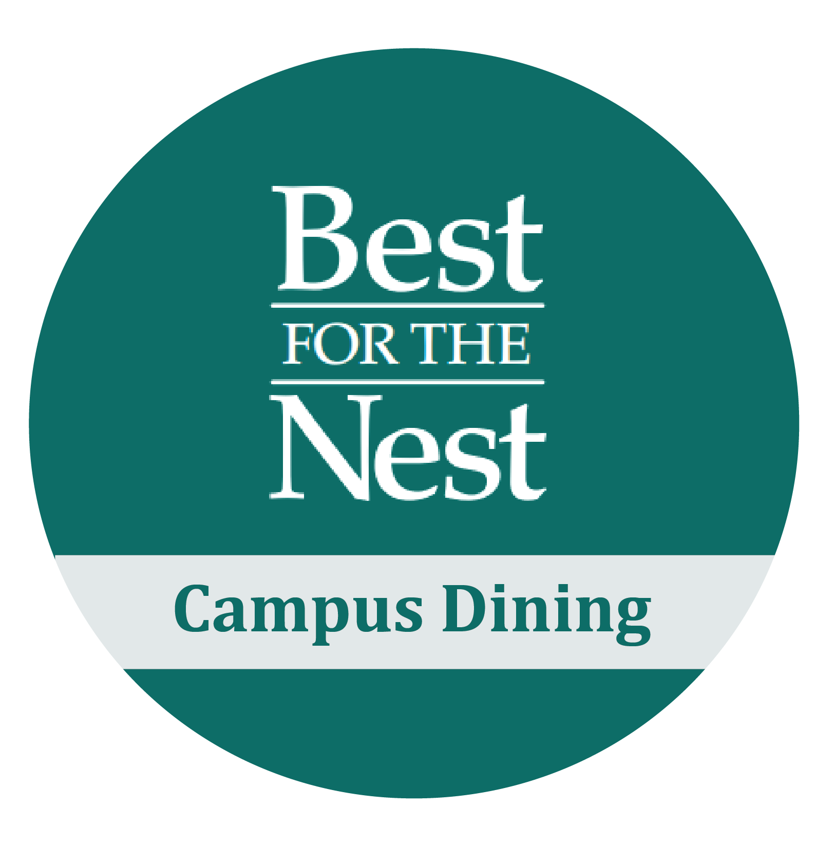 Best for the Nest Campus Dining Icon