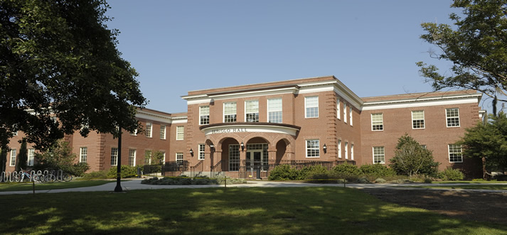 Photograph of Depaolo Hall