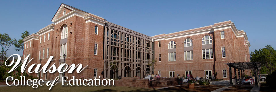 Watson UNCW College of Education