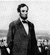 'The Gettysburg Address' by Abraham Lincoln