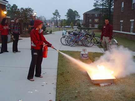 Fire Safety Environmental Health Amp Safety Uncw