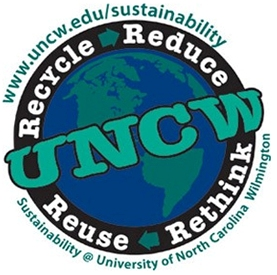 UNCW Sustainability logo