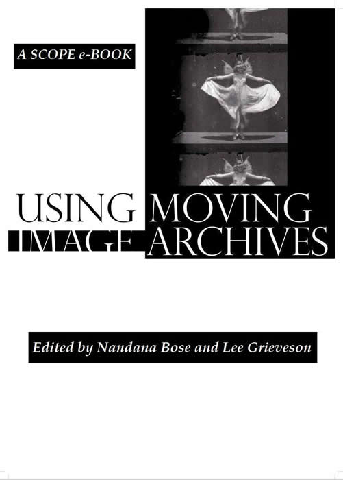 Book Cover Moving Image Archives