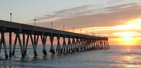Johnny Mercer Pier Wrightsville Beach North Carolina