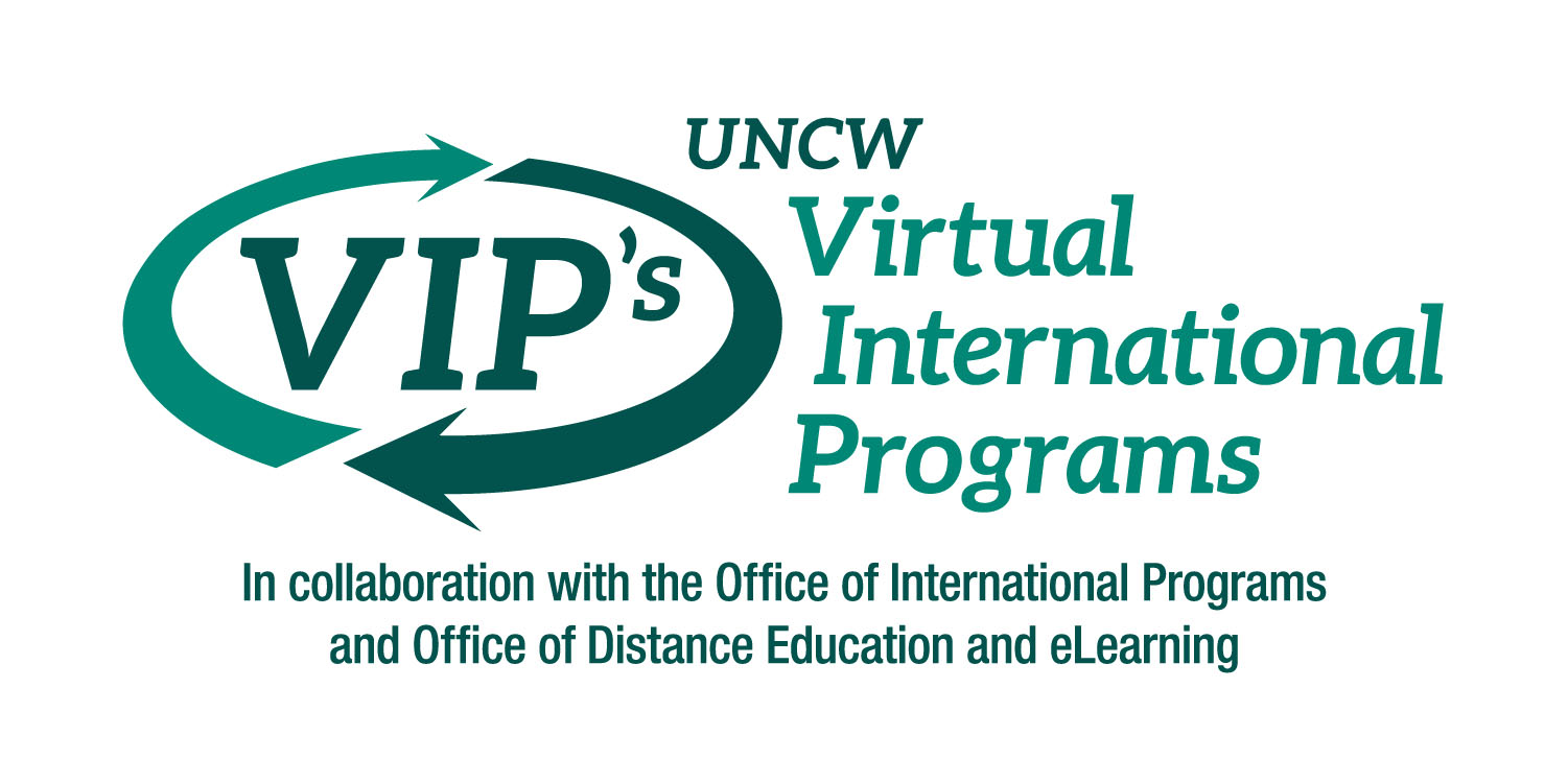 UNCW Virtual International Programs