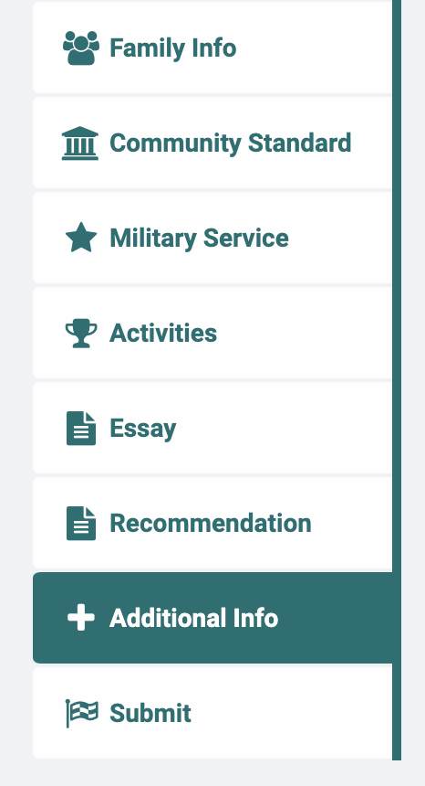 How to write army commendation