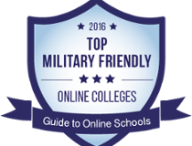 2016 Top Military-Friendly Online College