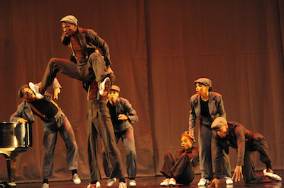 Camille Brown Troupe