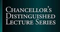 Chancellor's Distinguished Lecture Series logo