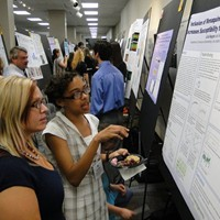 UNCW's Annual Undergraduate Research and Creativity Showcase highlights student research from a variety of disciplines.