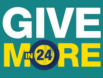 Give More in 24