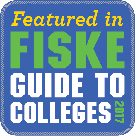 UNCW Featured in Fiske Guide to Colleges 2017