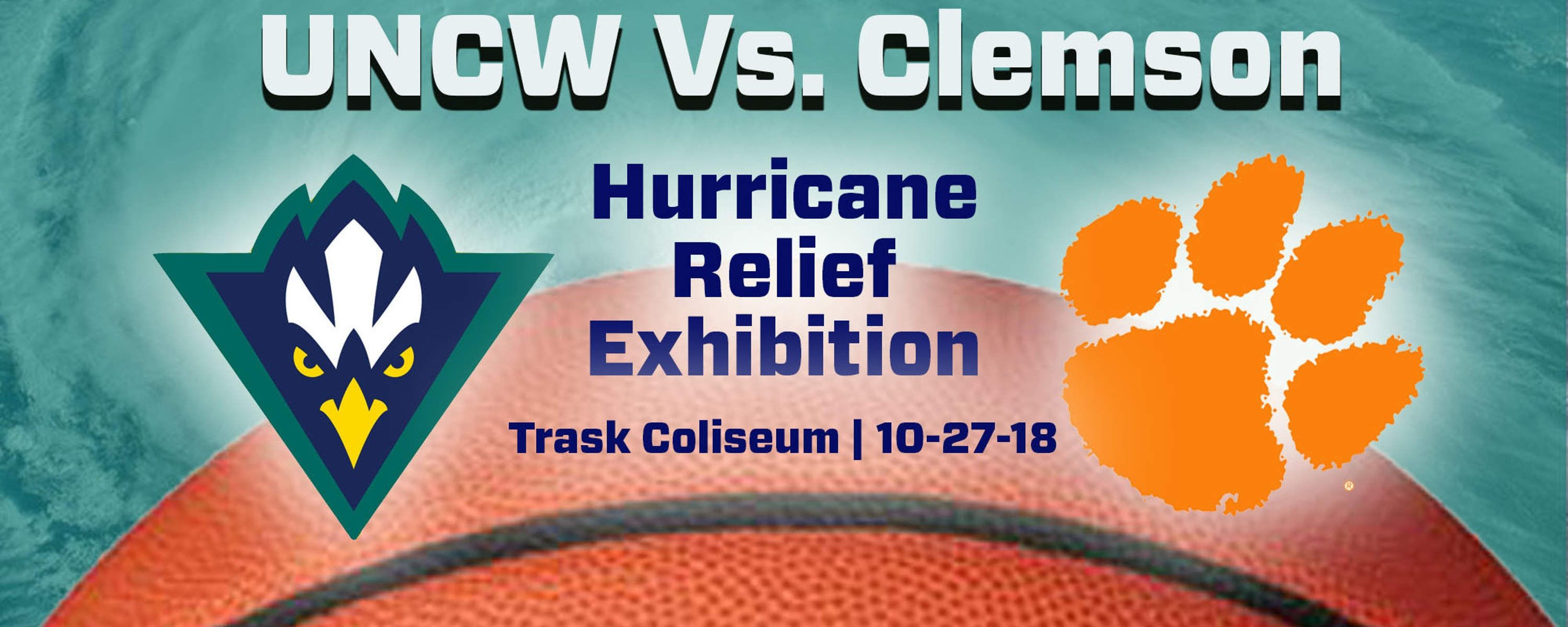 Hurricane relief basketball game