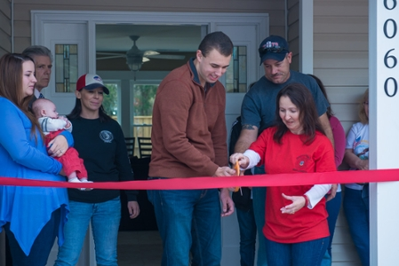 Kramer House Ribbon Cutting
