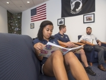 UNCW Military Resource Lounge