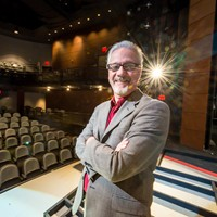 Thomas Salzman, chair of the UNCW Department of Theatre