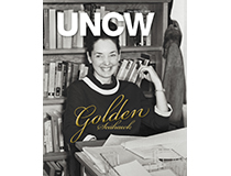 UNCW Magazine fall winter 2016