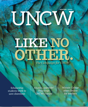 UNCW Magazine Winter 2021