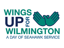Wings Up for Wilmington logo