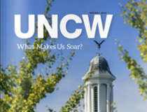 UNCW Magazine Winter 2015