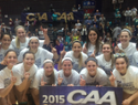 Women's VolleyHawks CAA Champions