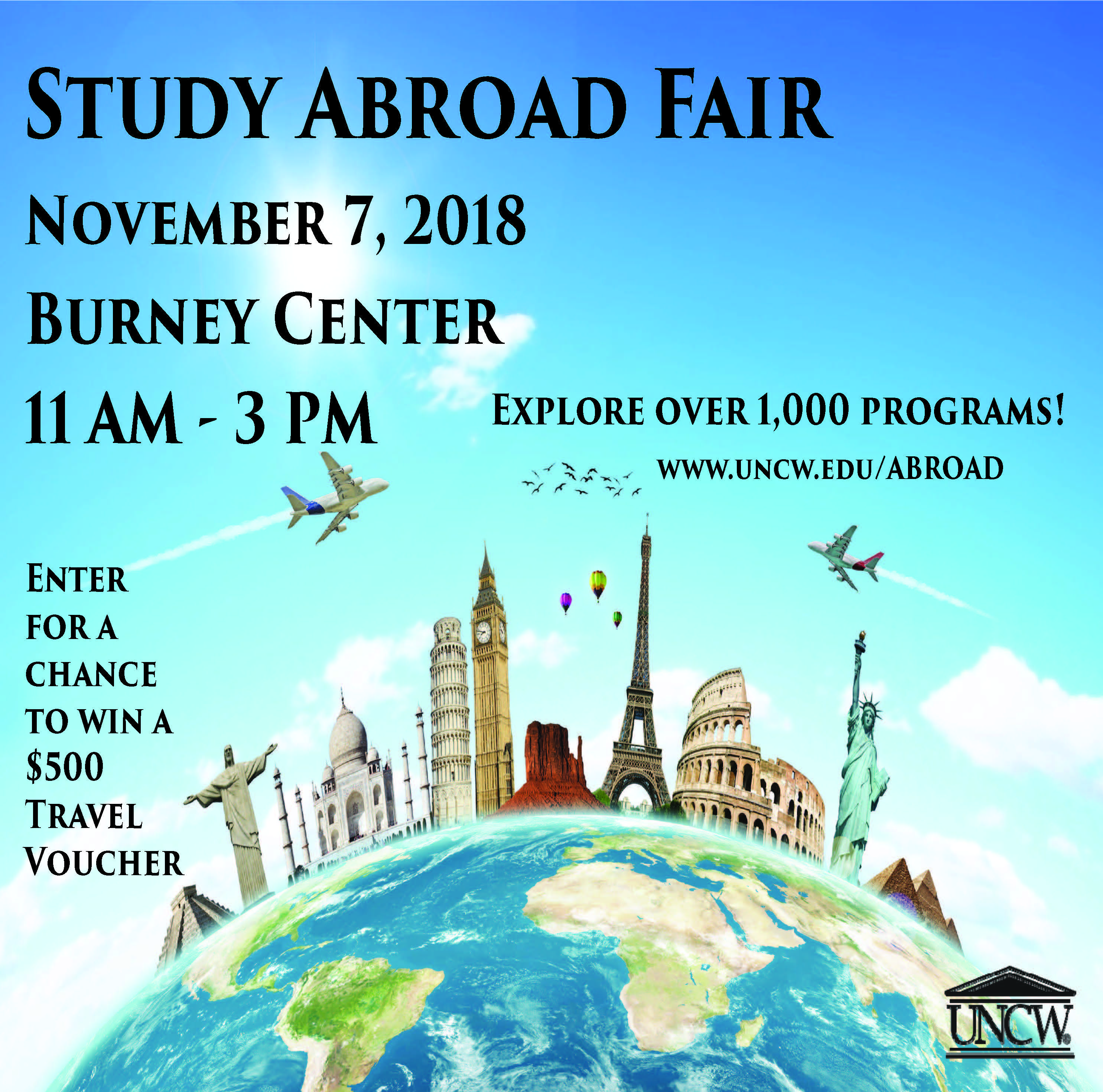 Education Abroad: UNCW