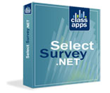 select survey box image