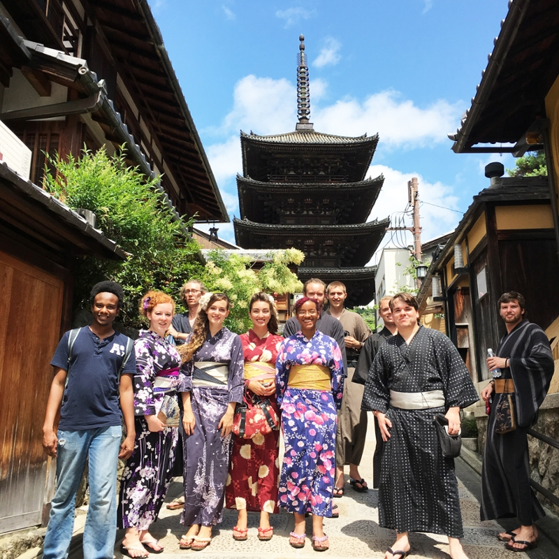 Study Abroad in Japan Scholarships & Grants ...
