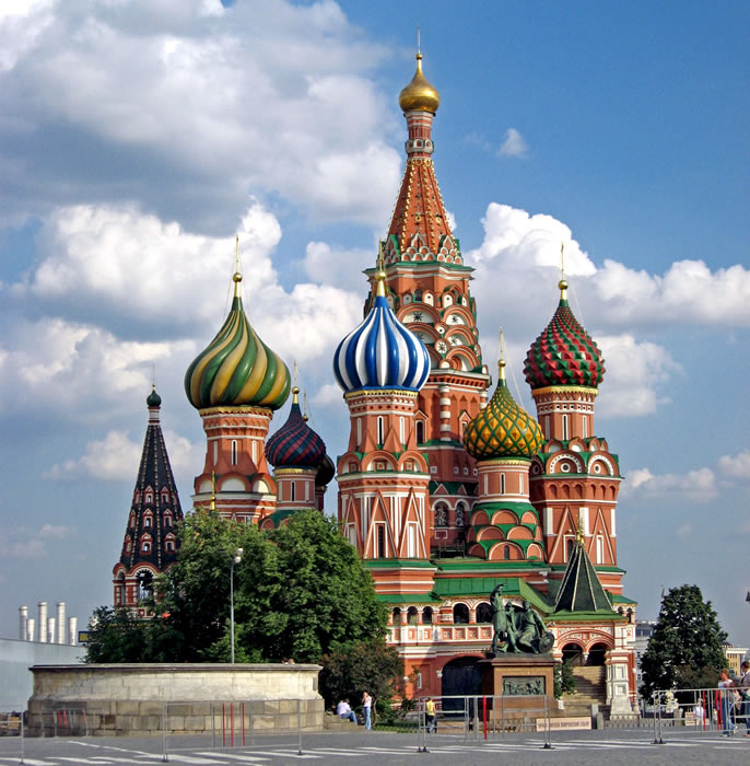 StBasils Russia