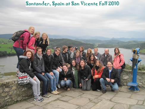 students at san vicente
