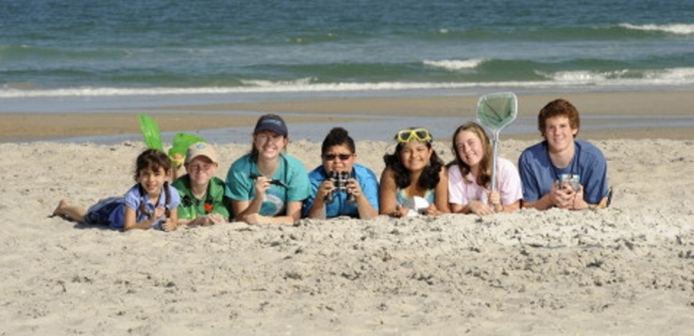 Marine Science Summer Camps and Summer Programs – UNC Wilmington MarineQuest