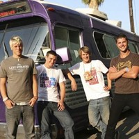 The Buried Life cast
