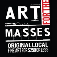 Art for the Masses, Nov. 17 - UNCW Campus